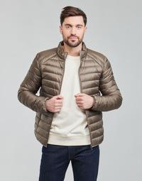 material Men Duffel coats JOTT MAT Taupe / Orange