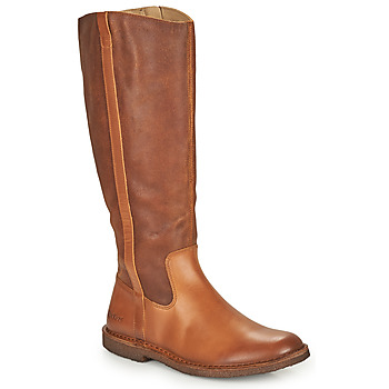 Shoes Women Boots Kickers TINTTA Camel