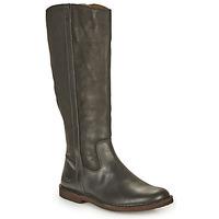 Shoes Women Boots Kickers TINTTA Black