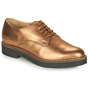 Shoes Women Derby shoes Kickers OXFORK Bronze