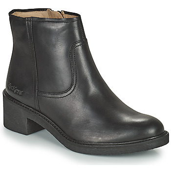 Shoes Women Ankle boots Kickers OXYBOOT Black
