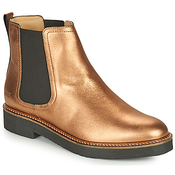 Shoes Women Mid boots Kickers OXFORDCHIC Bronze