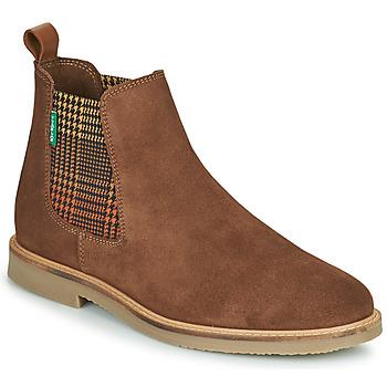 Shoes Women Mid boots Kickers TYGA Camel