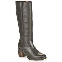 Shoes Women Boots Kickers AVEDRIM Black