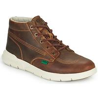 Shoes Men Mid boots Kickers KICKI HI 3 Brown