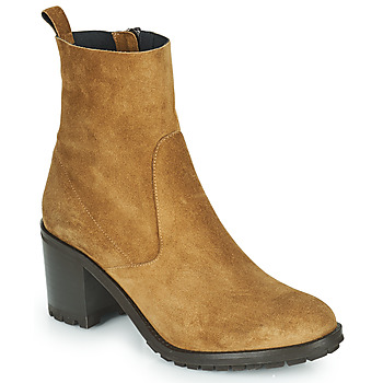 Shoes Women Ankle boots Myma TALULU Beige