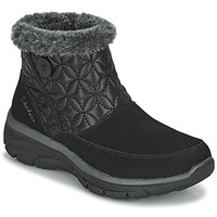 Shoes Women Mid boots Skechers EASY GOING Black