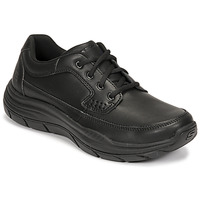 Shoes Men Low top trainers Skechers EXPECTED 2.0 Black