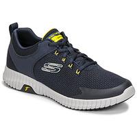 Shoes Men Low top trainers Skechers ELITE FLEX PRIME Marine / Yellow