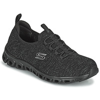 Shoes Women Low top trainers Skechers GLIDE-STEP Black