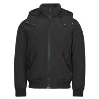 material Men Parkas Calvin Klein Jeans SHERPA LINED SHORT JACKET Black