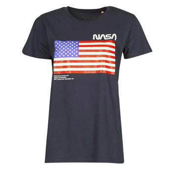 material short-sleeved t-shirts Yurban ONASA Marine