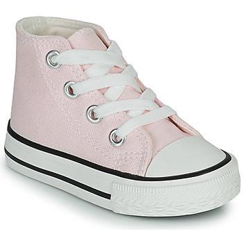 Shoes Girl High top trainers Citrouille et Compagnie OFRIMOUSSE Lavender