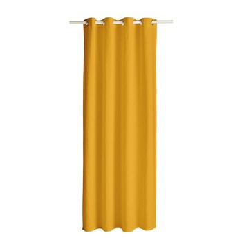 Home Curtains & blinds Today TODAY POLYESTER Yellow