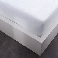 Home Fitted sheet Today PROTÈGE MATELAS IMPERMÉABLE À BOUILLIR White