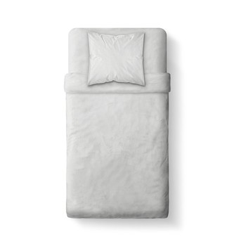 Home Duvet cover Today TODAY 57 FILS White