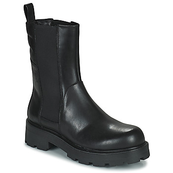 Shoes Women Mid boots Vagabond Shoemakers COSMO 2.1 Black