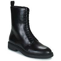 Shoes Women Mid boots Vagabond Shoemakers ALEX W Black