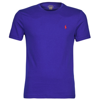 material Men short-sleeved t-shirts Polo Ralph Lauren SOPELA Blue