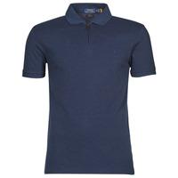 material Men short-sleeved polo shirts Polo Ralph Lauren BATTYNA Blue