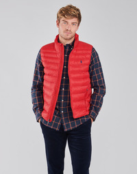 material Men Duffel coats Polo Ralph Lauren PEROLINA Red