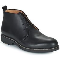 Shoes Men Derby shoes Pellet MIRAGE Black