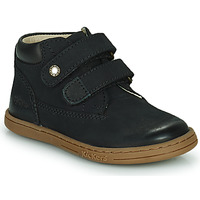 Shoes Children Mid boots Kickers TACKEASY Black