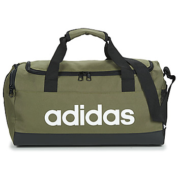 Bags Sports bags adidas Performance LINEAR DUFFEL S Olive / Focus