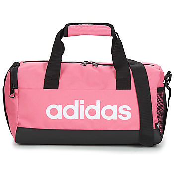 Bags Women Sports bags adidas Performance LINEAR DUF XS Tone / Pink