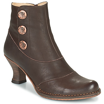 Shoes Women Ankle boots Neosens ROCOCO Brown