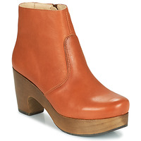 Shoes Women Ankle boots Neosens ST LAURENT Brown