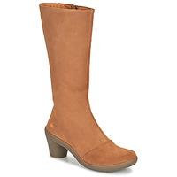 Shoes Women Boots Art ALFAMA Brown