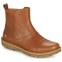 Shoes Women Mid boots Art MISANO Brown