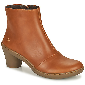 Shoes Women Ankle boots Art ALFAMA Brown