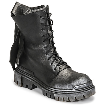 Shoes Women Mid boots Papucei CRATER Black