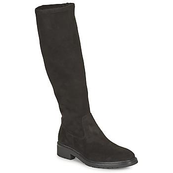 Shoes Women Boots Unisa EDANA Black