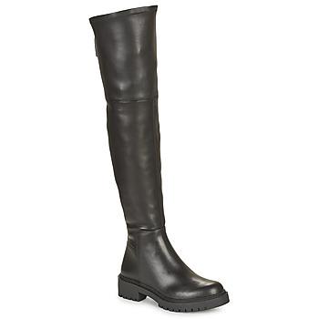 Shoes Women Boots Unisa GINKO Black