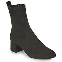 Shoes Women Ankle boots Unisa LAJUAR Black
