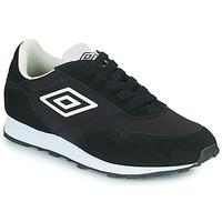 Shoes Men Low top trainers Umbro KARTS Black