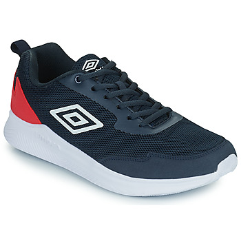 Shoes Men Low top trainers Umbro LAGO Blue / Red