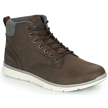 Shoes Men High top trainers Umbro LAYNE Brown