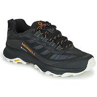 Shoes Men Hiking shoes Merrell MOAB SPEED GTX Black