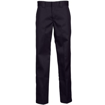 material Men 5-pocket trousers Dickies WORK PANT Black