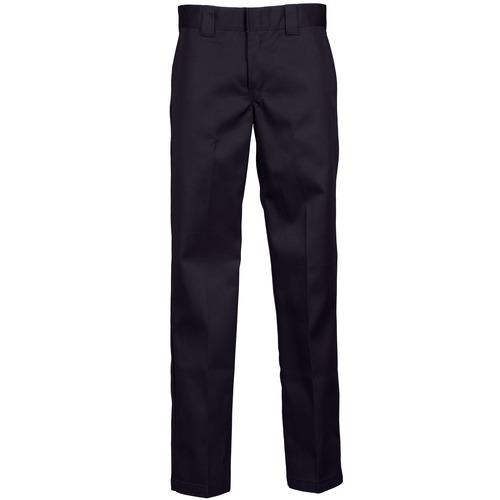 material Men 5-pocket trousers Dickies WORK PANT Black
