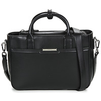 Bags Women Handbags Calvin Klein Jeans FOCUSED TOTE MD Black