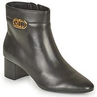 Shoes Women Ankle boots Lauren Ralph Lauren WYNNIE Black