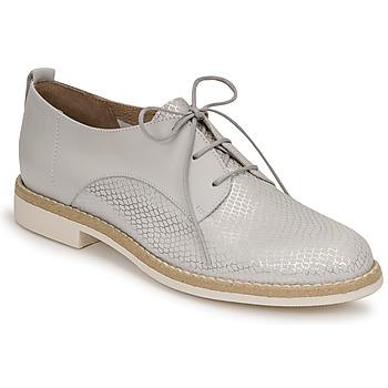 Shoes Women Derby shoes San Marina MASSILIA Silver