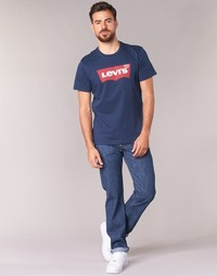 material Men straight jeans Levi's 501® Levi's®ORIGINAL FIT Stonewash / 80684