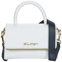 Bags Women Shoulder bags Tommy Hilfiger TOMMY MODERN BAR BAG STRAP White