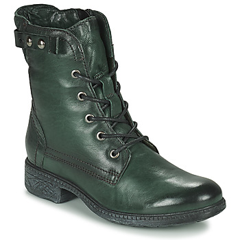 Shoes Women Mid boots Dream in Green NELATINE Green